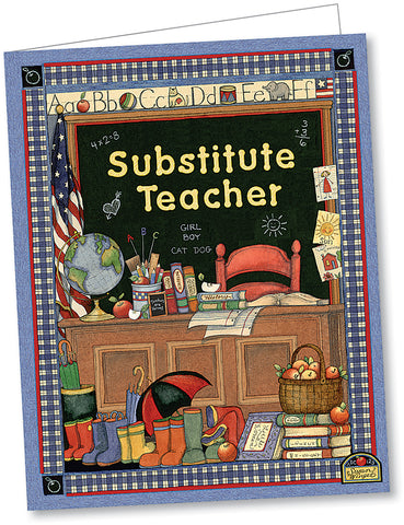 Sw Substitute Teacher Folder
