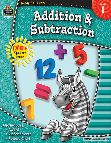 Addition & Subtraction Workbook