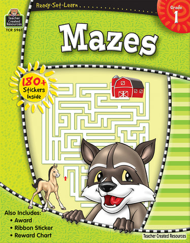 Mazes Workbook