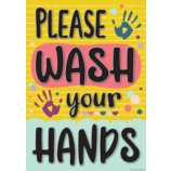 Please Wash Your Hands Poster