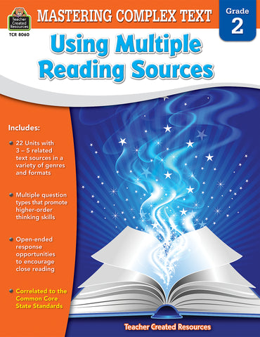 Using Multiple Reading Sources 2