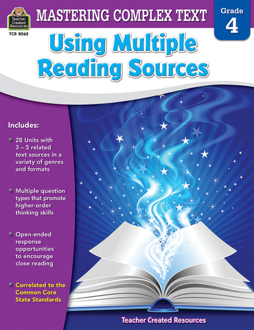Using Multiple Reading Sources 4