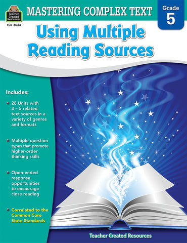 Using Multiple Reading Sources 5