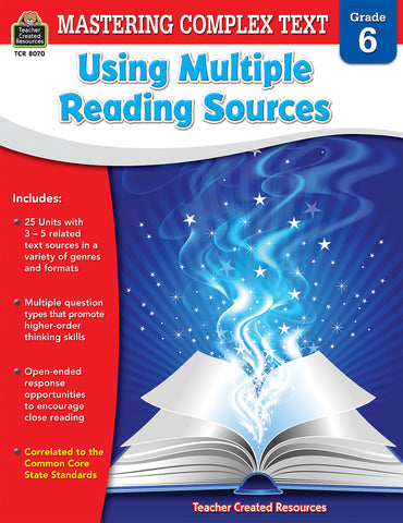 Using Multiple Reading Sources 6