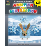 Addition & Subtraction Practice To Learn
