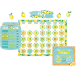 Lemon Zest Calendar Bb Set