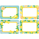 Lemon Zest Labels