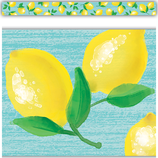 Lemon Zest Border