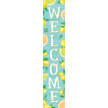 Lemon Zest Welcome Banner