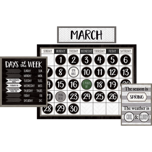 Modern Farmhouse Calendar Bb Set