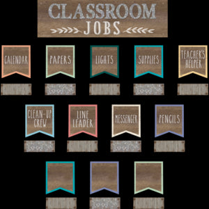 Home Sweet Classroom Jobs Mini Bb Set