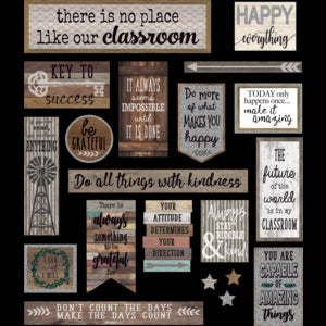 Home Sweet Classroom Mini Bb Set