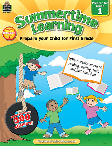 Summertime Learning 1 Bk