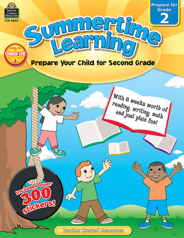 Summertime Learning 2 Bk