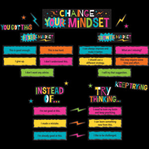 Change Your Mindset Mini Bb Set