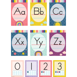 Oh Happy Day Alphabet Bb Set