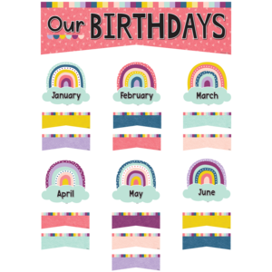 Oh Happy Day Our Birthdays Mini Bb Set