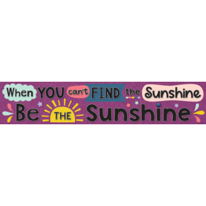 Oh Happy Day Sunshine Banner