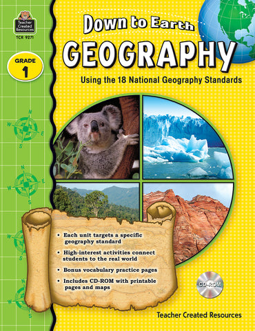 Down To Earth Geography 1 Bk