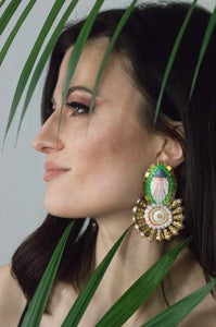 Boucles D'Oreilles Tulsi / The Tulsi Earring