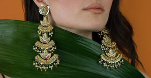 Boucles D'Oreilles Lakshmi / The Lakshmi Earring