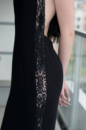 Robe Sirene en Dentelle / Mermaid Lace Dress