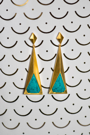 Boucles D'Oreilles Meera / The Meera Earring