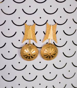 Boucles D'Oreilles Bala / The Bala Earring