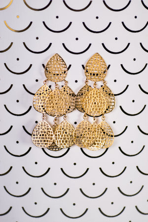 Boucles D'Oreilles Reva / The Reva Earring