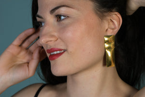 Boucles D'Oreilles Mala / The Mala Earring