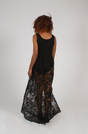 Robe Body en Dentelle / Lace Body Dress