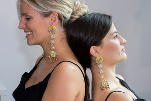 Boucles D'Oreilles Sitaare // The Sitaare Earring