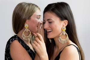 Boucles O'Oreilles Shanaya // The Shanaya Earring