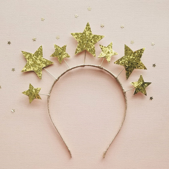 Star Large Headband