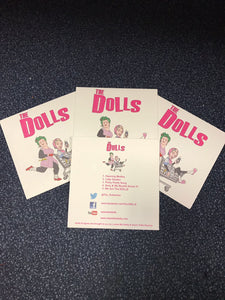 The Dolls CD