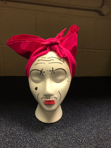 The Dolls Headscarf