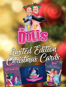The Dolls Christmas Cards