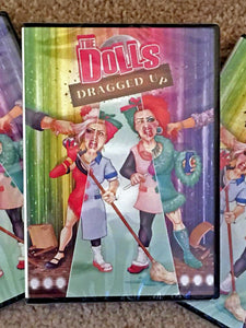The Dolls: Dragged Up! DVD