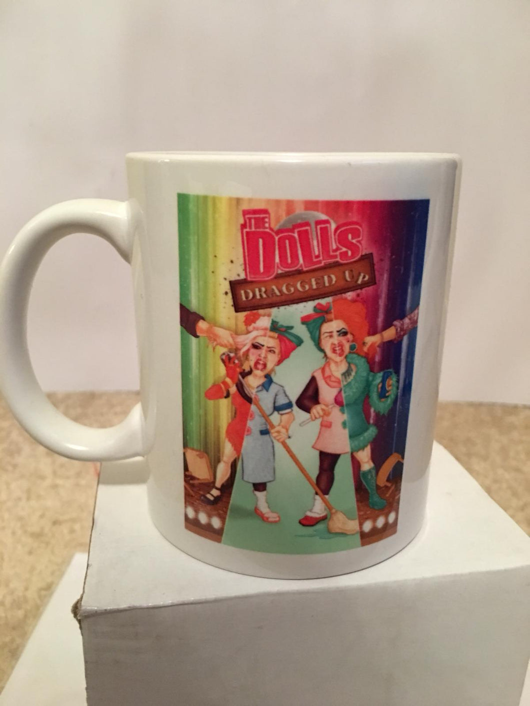 The Dolls: Dragged Up! Mug