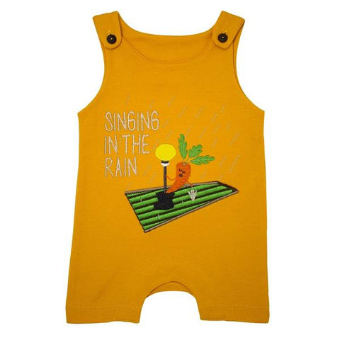 SINGING IN THE RAIN ROMPER