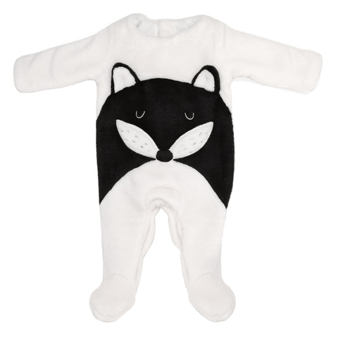FOX FOOTED ONE-PIECE