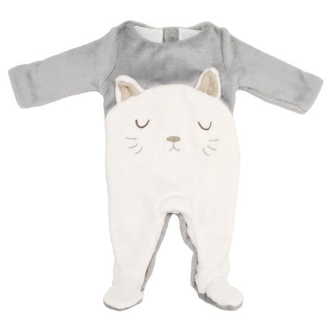 Cat Footed One-Piece