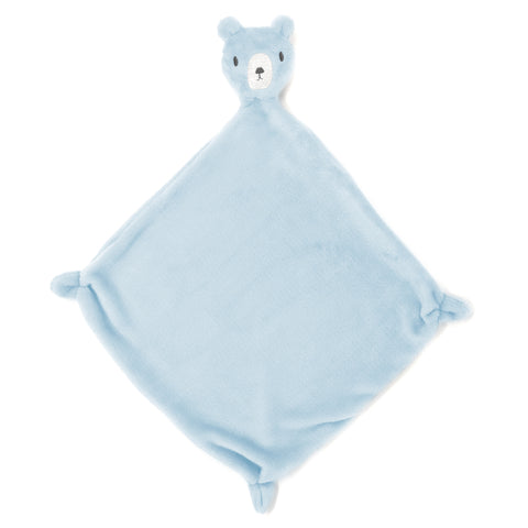 Light Blue Bear Blankie