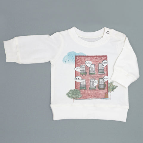 Building Sweatshirt