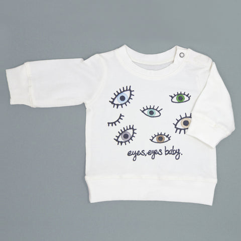 Eyes Eyes Baby Sweatshirt