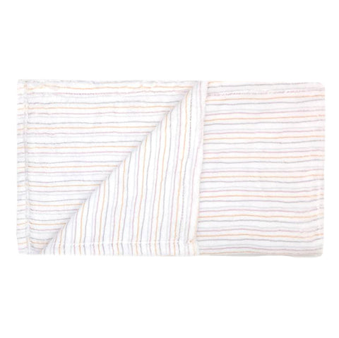 STRIPES NEUTRAL BLANKET