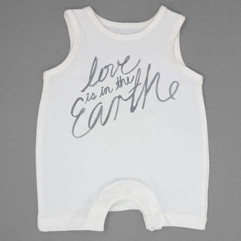 Love Is In The Earth Romper