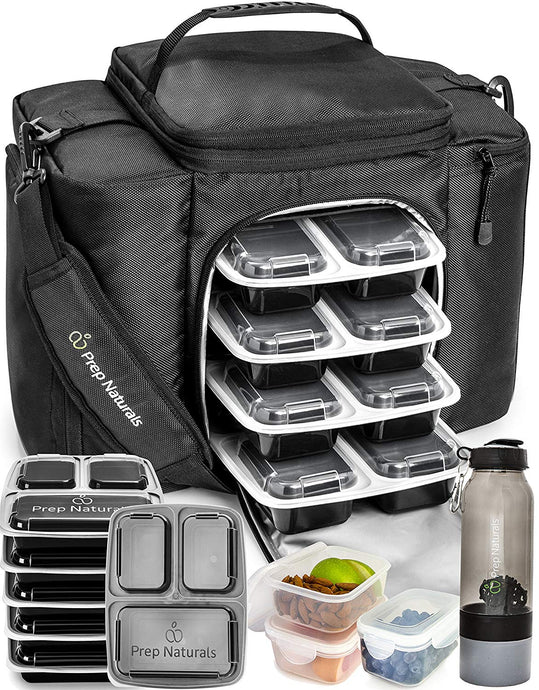 Large Meal Prep Bag