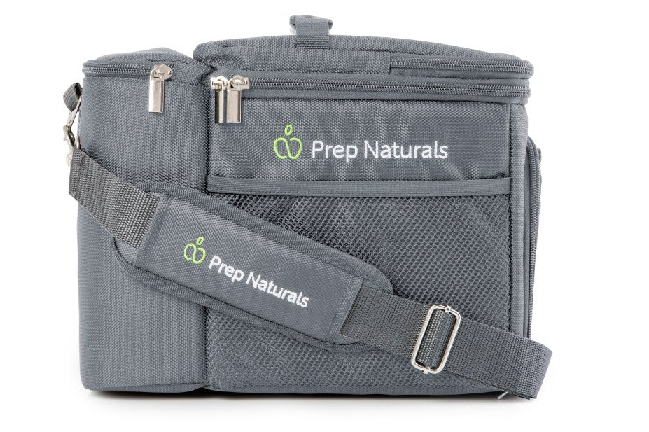 Meal Prep Insulated Lunch Bag - PrepNaturals - Meal Prepping - Food Storage Containers