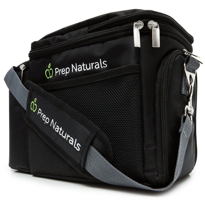 PrepNaturals Meal Prep Bag - PrepNaturals - Meal Prepping - Food Storage Containers